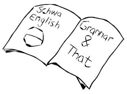 schwa book